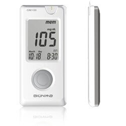 Bionime GM 100 Blood Glucose Monitoring System