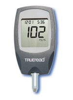 TRUEread Blood Glucose Monitoring System