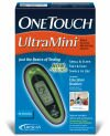 OneTouch UltraMini Blood Monitoring System Limelight