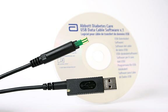 Precision Link Direct Data Cable (USB Cable with Strip Port)