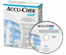 ACCU-CHEK 360 Software and USB Cable