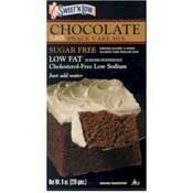Chocolate Cake Mix 8 oz.