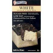 White Cake Mix 8 oz.