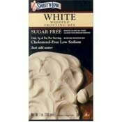 White Frosting Mix 8 oz