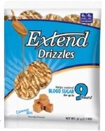 Extend Drizzles Caramel Bliss 1.1oz (1 bag)