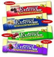 Extend Bar Low Carb Apple Cinnamon Delight (1 Bar)