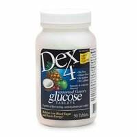 Dex 4 Glucose Tablets Assorted Fruit (50)