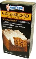 Gingerbread Cake Mix 8 oz